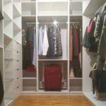 виготовлення меблів для гардеробної