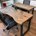 стіл для офісу в стилі лофт